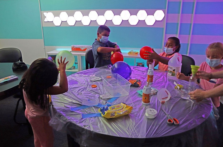 Science Club  - ages 5-14 image