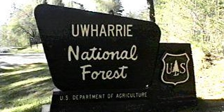WWE: North Carolina - Uwharrie National Forest Backpacking Trip tickets