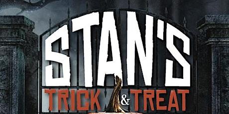 Stan's Trick & Treat Halloween Party tickets