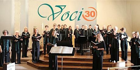 Voci Women's Ensemble 30th Anniversary Celebration! tickets
