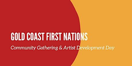 First Nations Gathering &  Artist Development Day tickets