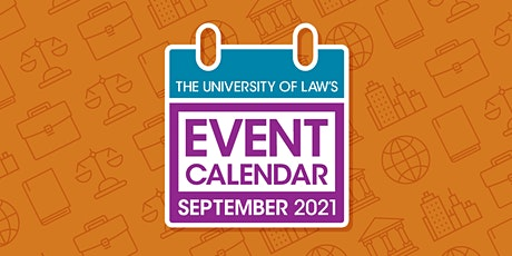 Early Bird Special: Step into your legal career from January 2022 tickets