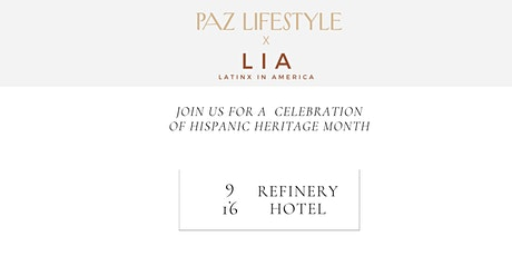 Latinx in America Hispanic Heritage Month Celebration tickets