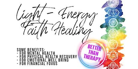 Light-Energy Faith Healing tickets