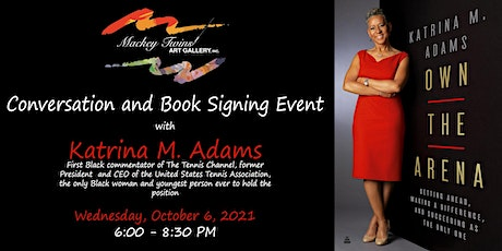 Own the Arena: Conversation and Book Signing tickets
