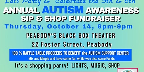 5th & 6th Annual Autism Awareness Fundraiser Party- New Date tickets