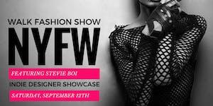 Walk Fashion Show New York Fashion Week