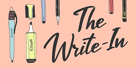 The Write-In: October Editing Edition tickets