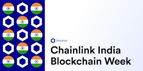 Chainlink India Presents: Blockchain Week tickets