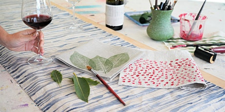 Holiday Dyeing and Fabric Painting - Weekend Workshop tickets