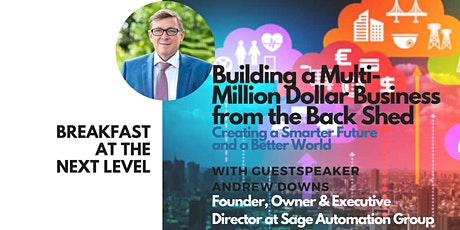 Breakfast at the Next Level | Creating a Smarter Future and a Better World tickets