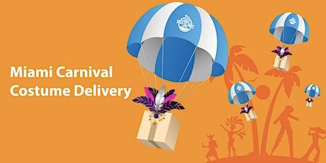 Miami Carnival Costume Pick-up tickets