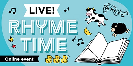 Live Lockdown Rhyme Time tickets