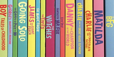 An Afternoon of Roald Dahl Fun (8 - 12 years) - ONLINE tickets
