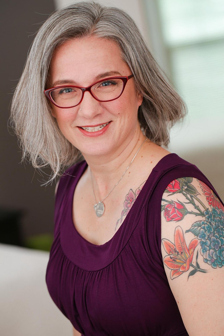 Allegory Editing Author Chats: September 26th—Joy McCullough image