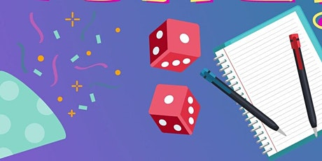 Games Afternoon (8 - 12 years) - ONLINE tickets