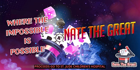 Where the Impossible is Possible featuring Nate The Great tickets