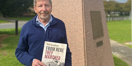 Author Talk: Gavin Scrimgeour 'From Here They Marched' tickets