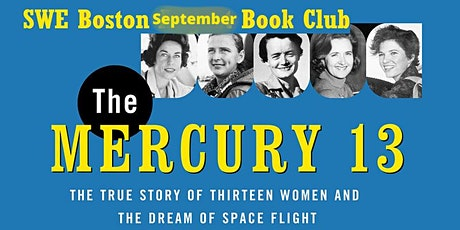 September Book Club: The Mercury 13 by Martha Ackmann tickets