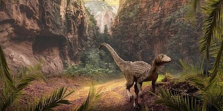 Dinosaur Day  (6 - 12 years) - ONLINE tickets
