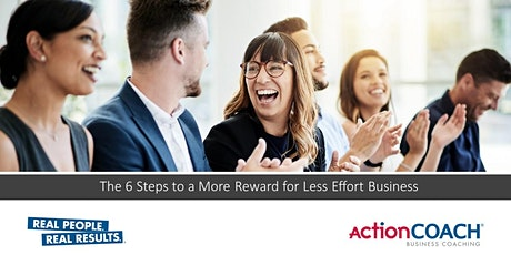 6 Steps to a More Reward for Less Effort Business tickets