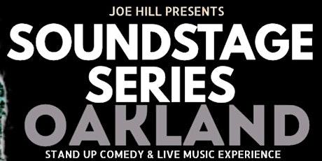 Joe Hill Presents: Sound Stage Series OAKLAND tickets