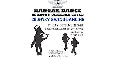 Hangar Dance - USU Country Western Style tickets