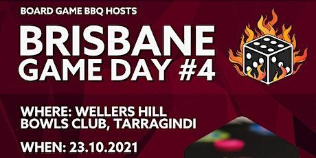 Board Game BBQ Brisbane Game Day #4 tickets