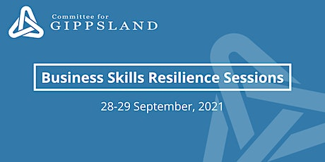 Business Resilience Skills Sessions tickets