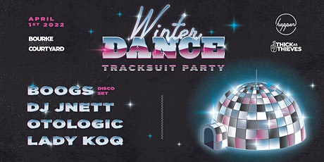 Winter Dance - Tracksuit Party tickets