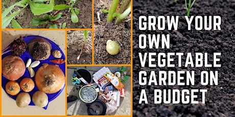 GROW YOUR OWN VEGETABLE GARDEN - Families tickets