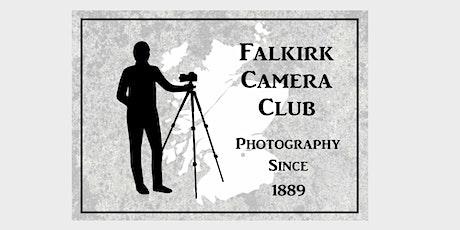 Falkirk Camera Club - Virtual Meeting Visitor Access (Season 21/22) tickets
