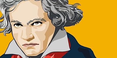 """SALON LUITPOLD c/o Steinway: Beethoven - """"Klaviervirtuose"""" Tickets"""