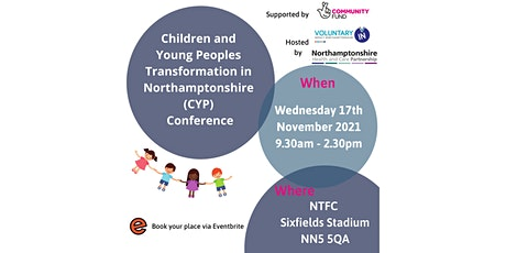 Children and Young Peoples Transformation in North tickets