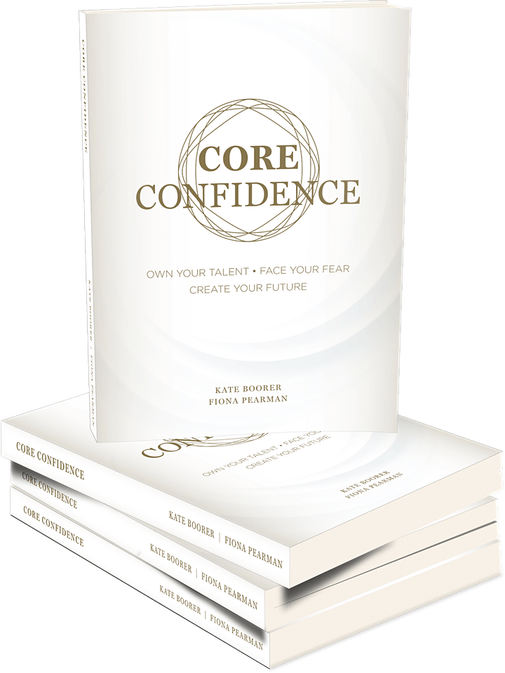 Back Yourself; tap into your inner confidence and soar! image