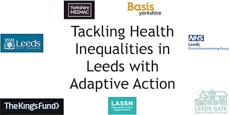 Tackling Health Inequalities in Leeds - Healthy Communities Together tickets