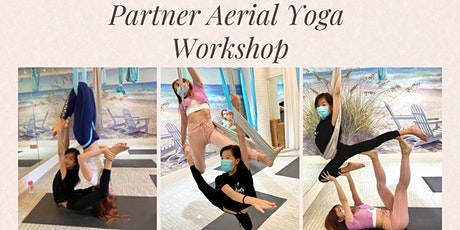 Aerial Partner Yoga Workshop tickets