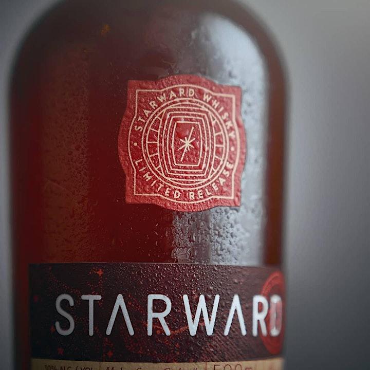 Starward Whisky Dinner at Leonards Bar & Bistro image