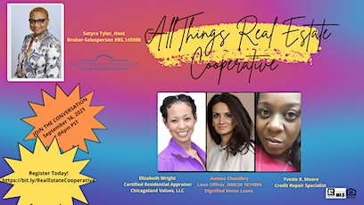All Things Real Estate Cooperative tickets