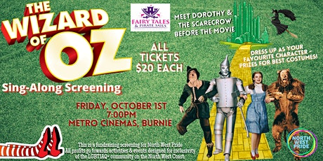 The Wizard of Oz  Sing-Along Screening tickets