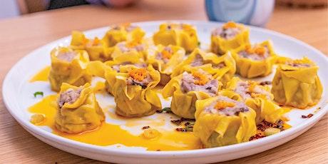 Intro to Dumplings: Masterclass by Brendan Pang tickets