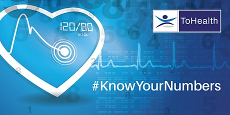 Know Your Numbers - Hidden Disease and Employee Health tickets