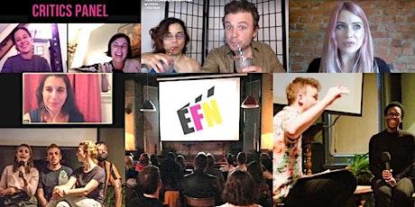 EFN Short Film Festival - Livestream Summer/Autumn Edition- Awards Night tickets