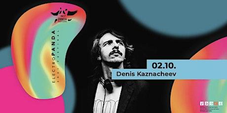 Denis Kaznacheev (Tashtagol/Berlin) | electroPANDA # 5 Tickets