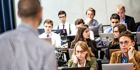 Immersion EDHEC Campus de Paris billets