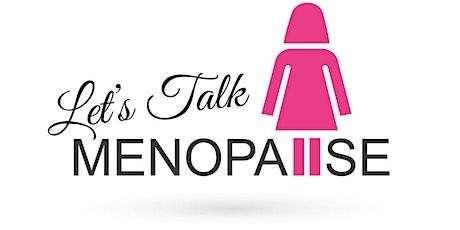 Let's Talk Menopause! tickets