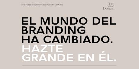 The Brand Designer 2021/ Evento Online Gratuito boletos