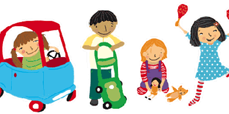 Ty-sign Tots Toddler group tickets
