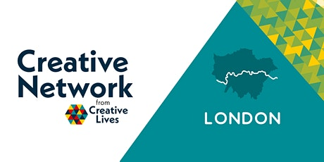 #CreativeNetwork - London, in-person meet-up! tickets