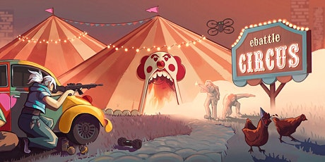 ebattle Circus - R6S PS Tickets